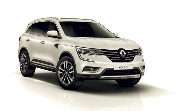 Groupe Renault - Koleos