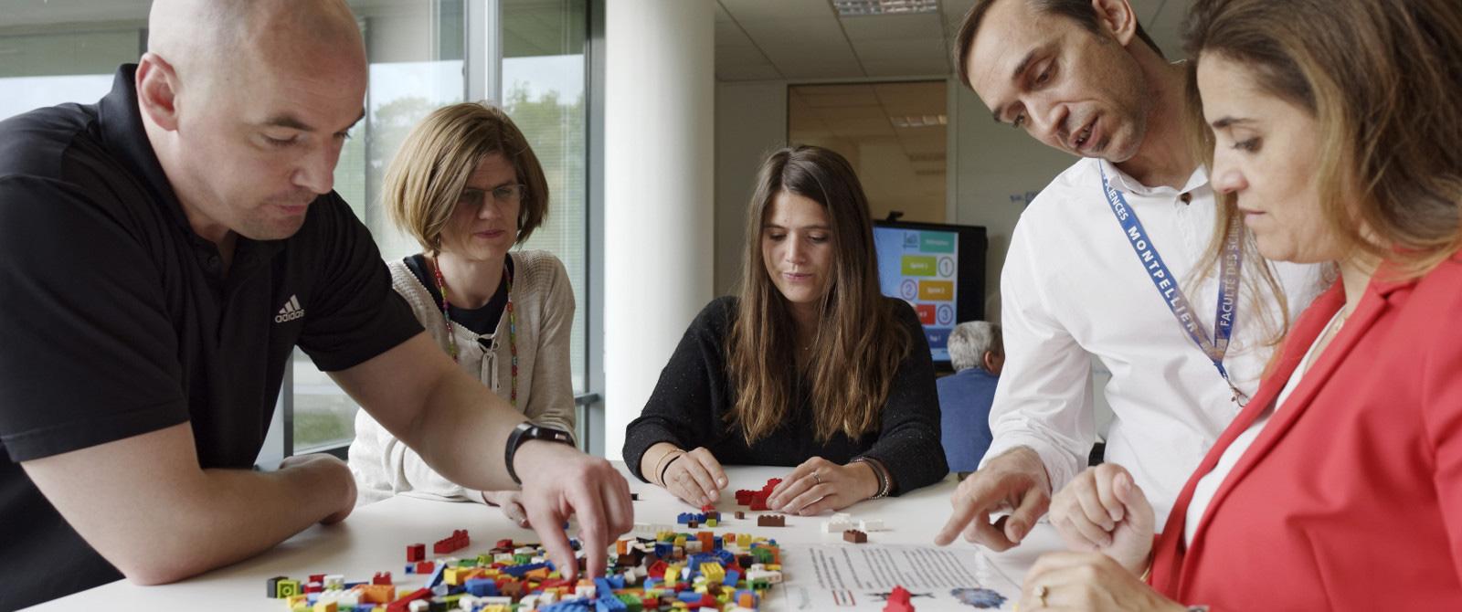 2018 - Groupe Renault Team building innovation