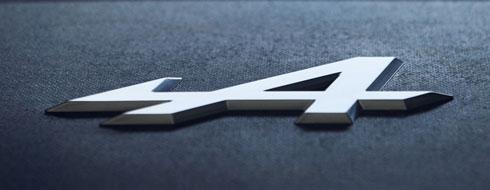 Logo Alpine - Groupe Renault