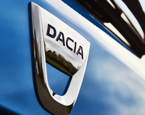 Groupe Renault - Dacia logo
