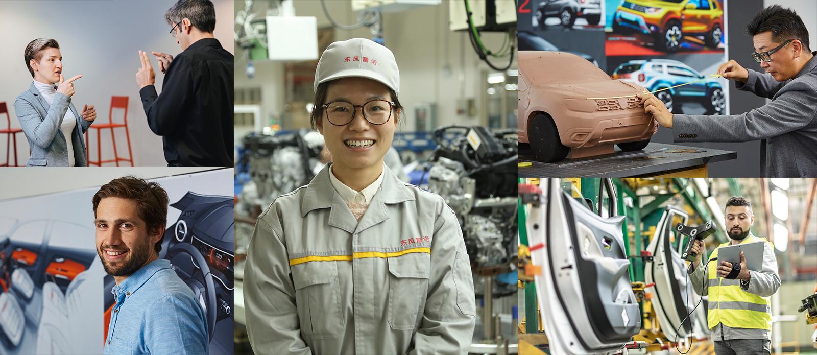 La richesse du Groupe Renault : la diversité culturelle