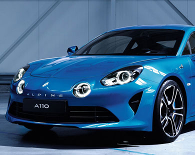 Groupe Renault - Alpine vehicle