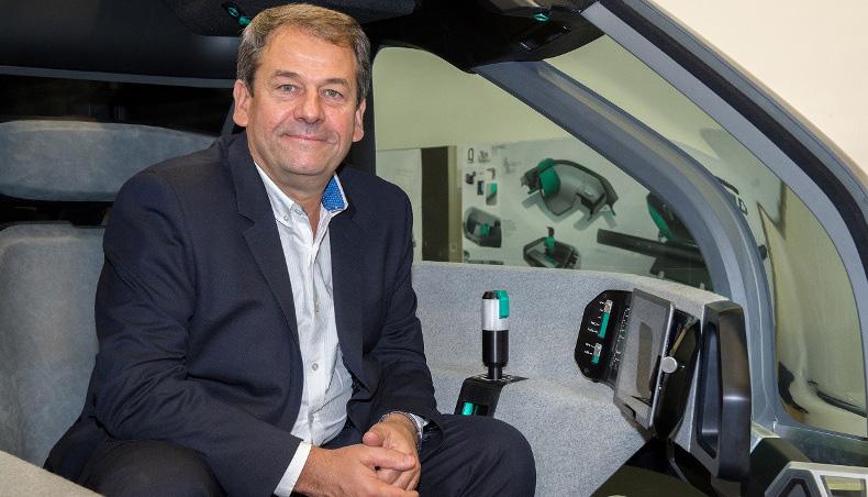 Portrait of Patrick Vergelas - Renault Mobility