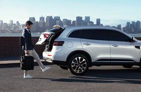 Chez Renault, notre passion nous pousse à tout mettre en œuvre pour répondre à une promesse : faciliter votre quotidien.