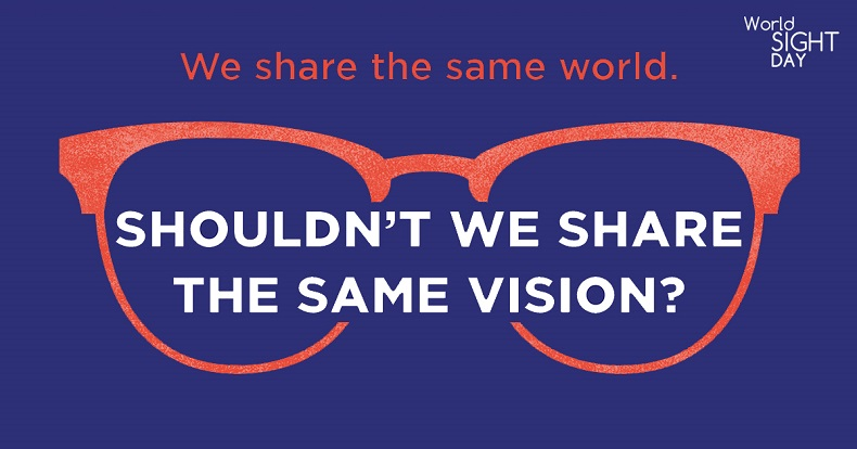 Groupe Renault supports Essilor for World Sight Day