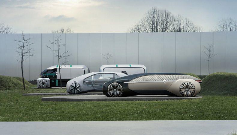 2018 Concept-Car - Renault-EZ-GO / EZ-PRO / EZ-ULTIMO