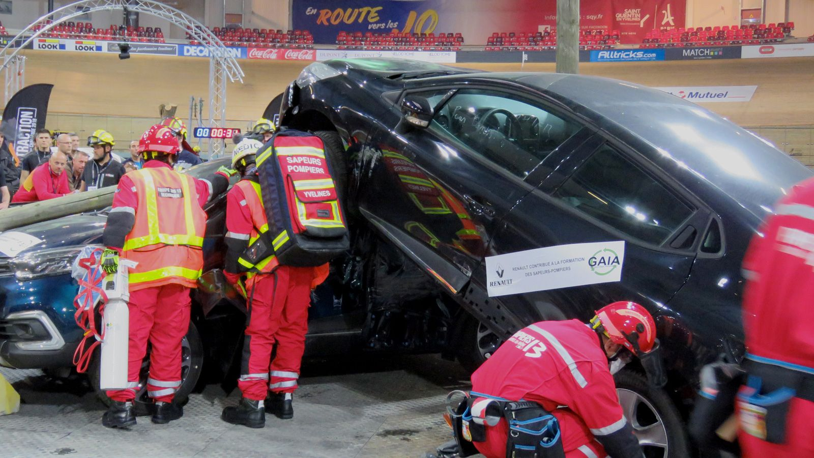 Renault renews the commitment to the French National Federation of Firefighters (FNSPF)