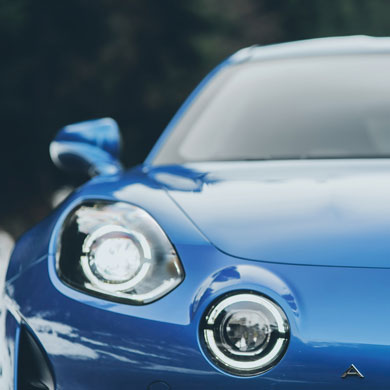 Alpine A110 - Groupe Renault