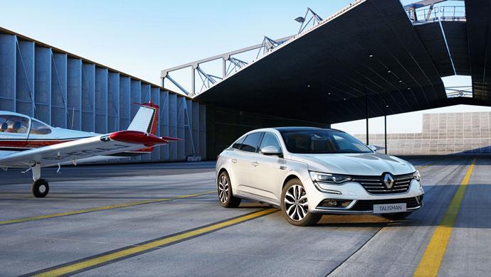 Renault Talisman - Mobilité