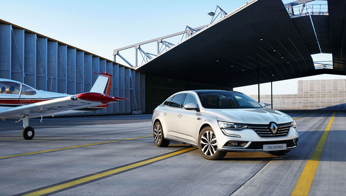 Renault Talisman - Mobility