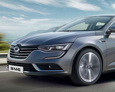 Groupe Renault - Renault Samsung Motors véhicule.