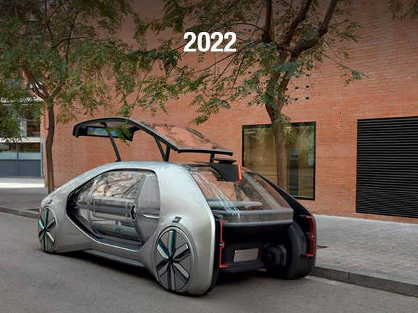 Le Groupe Renault vise à réduire de 25% ses émissions d'empreinte carbone.
