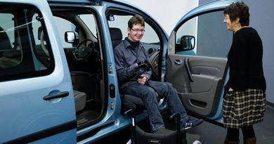 renault transforme des vehicules TPMR