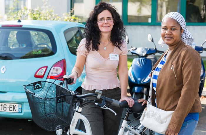 Le programme Renault Mobilize soutient Wimoov