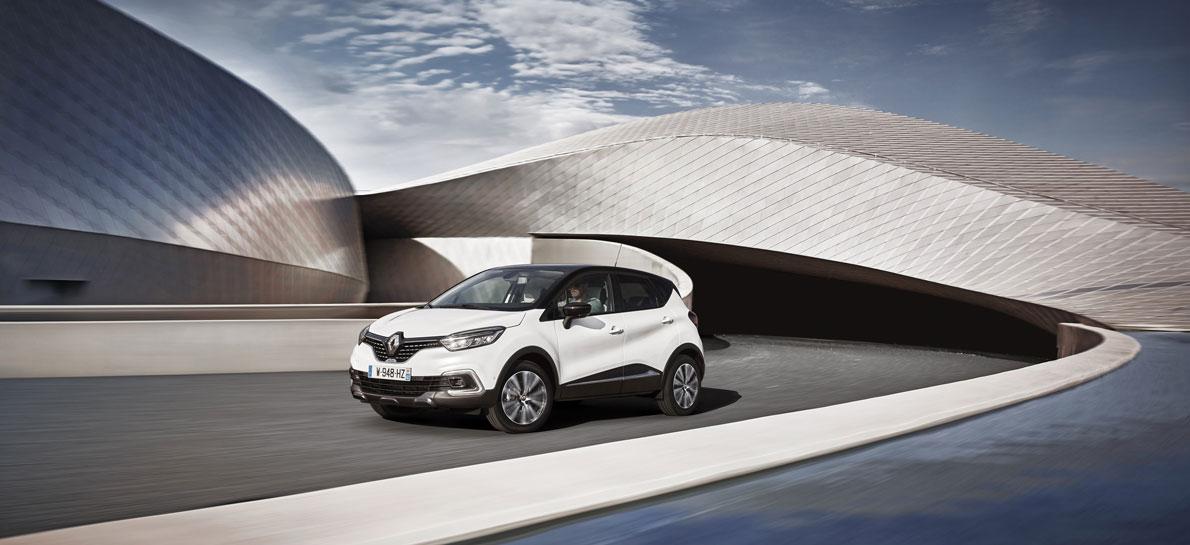 Voiture Renault Captur