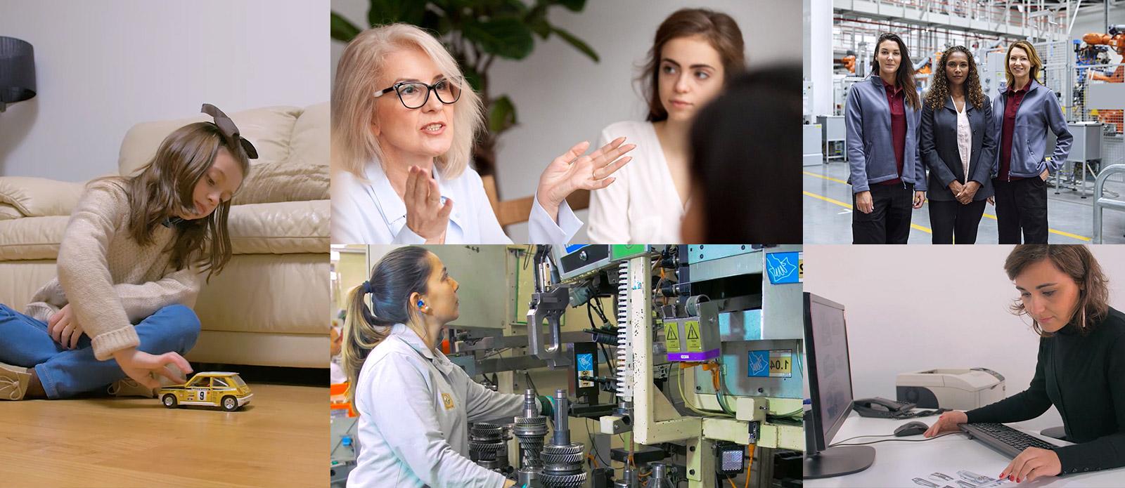 Women@Renault initiatives around the world