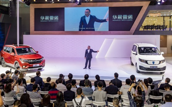 Ashwani Gupta, directeur Alliance de la DVU Renault-Nissan-Mitsubishi, en présentation