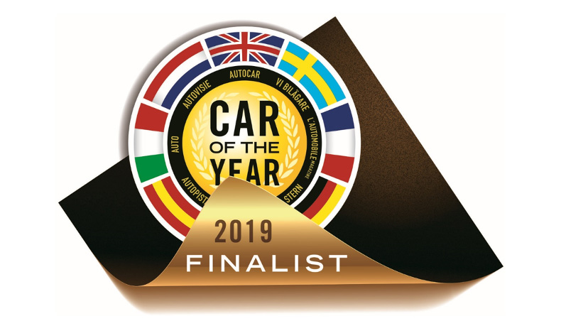 Logo Car of the Year 2019 - Finalist