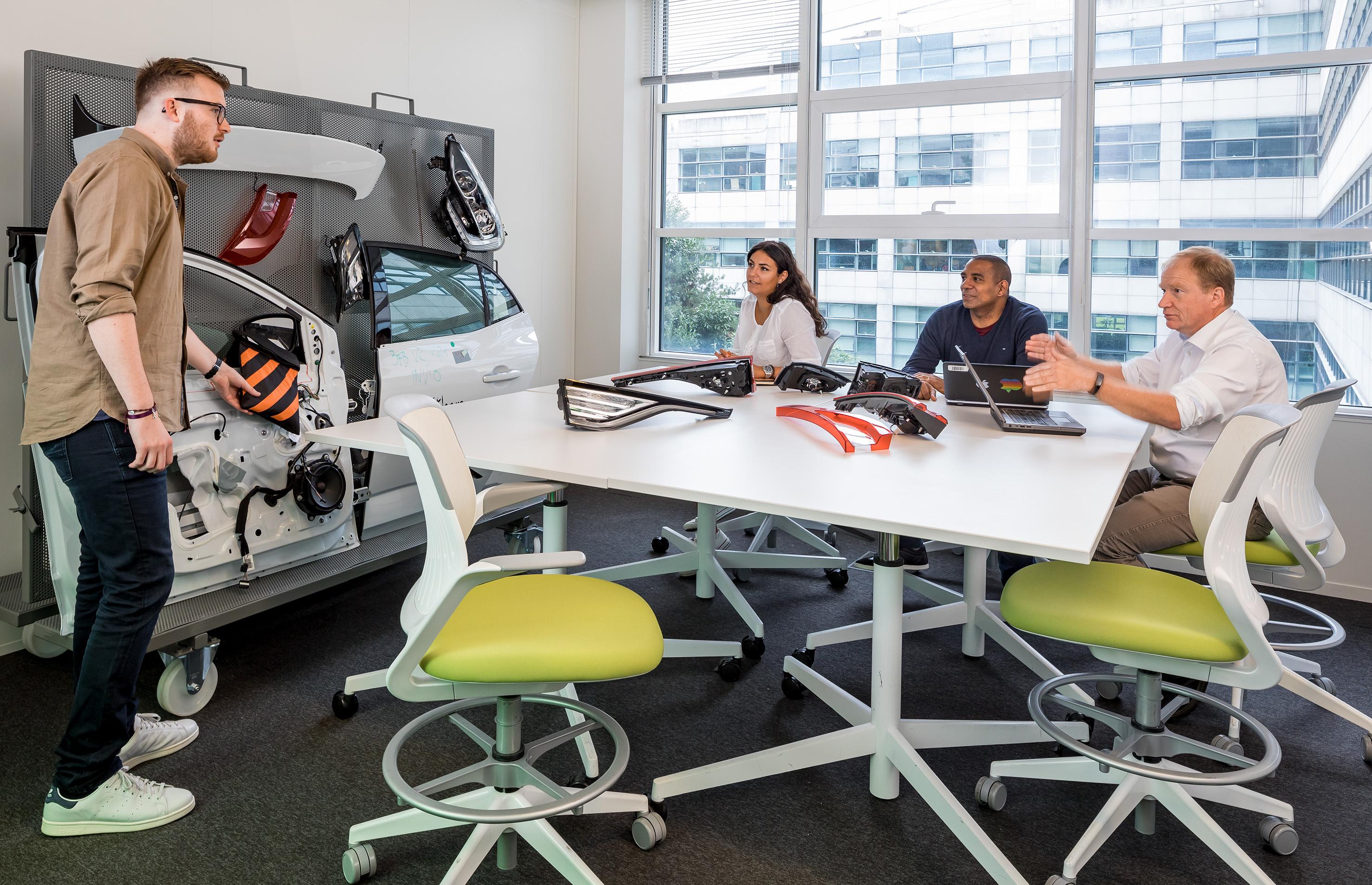 2018 - Groupe Renault - Fondation projet ETCR