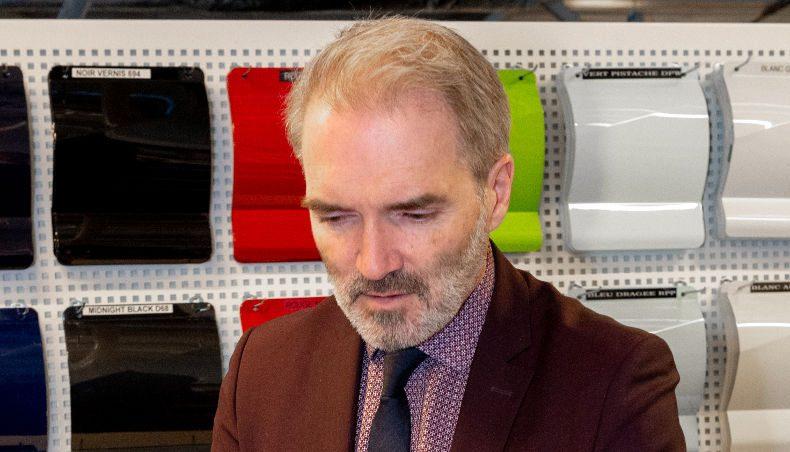 Rencontre avec François Farion, Directeur Design Couleurs et Matières du Groupe Renault