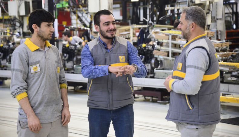 Groupe Renault - Favoring the inclusion of people with disabilities through employment