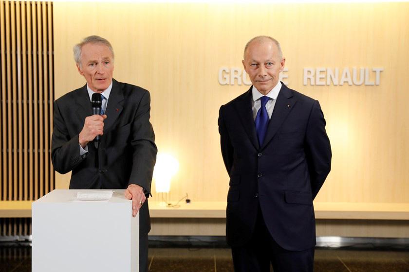 Renault, le duo Senard et Bolloré succède à Ghosn