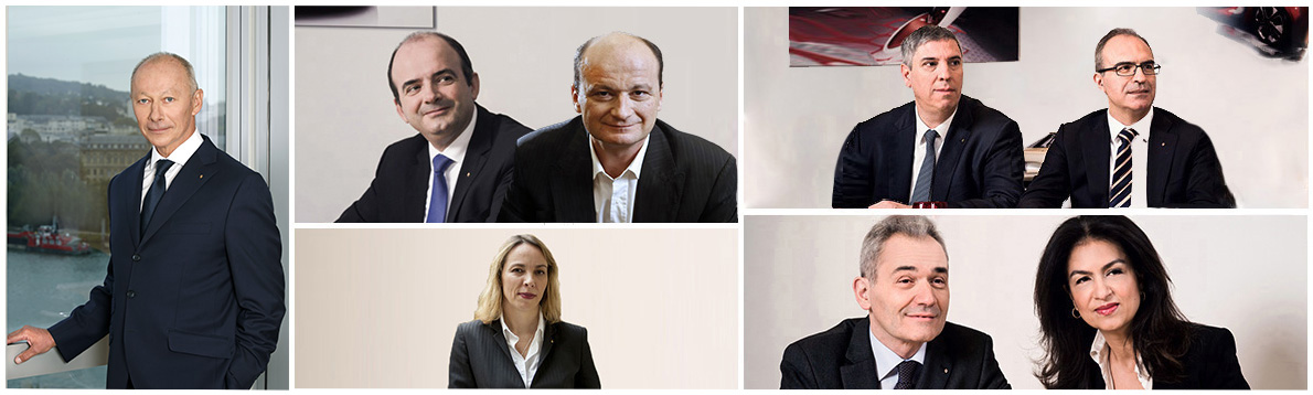 2019 - Administration - Groupe Renault