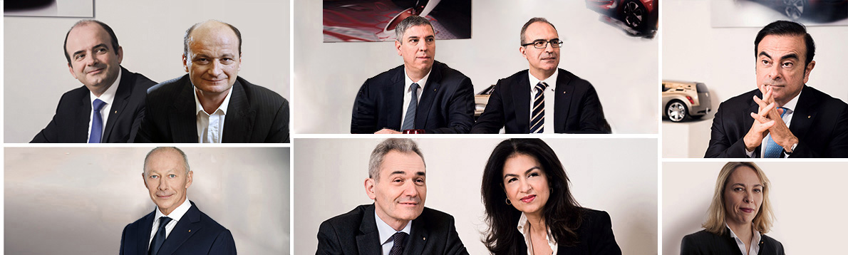 Groupe Renault - Administration 2019
