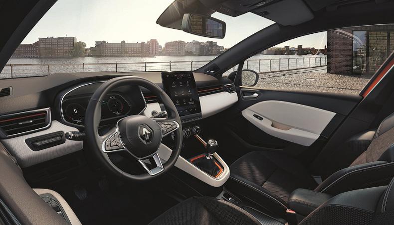 2019 - Nouvelle Renault Clio 5 - Design Interieur