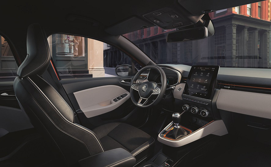 An Interior Revolution For The New Clio Groupe Renault