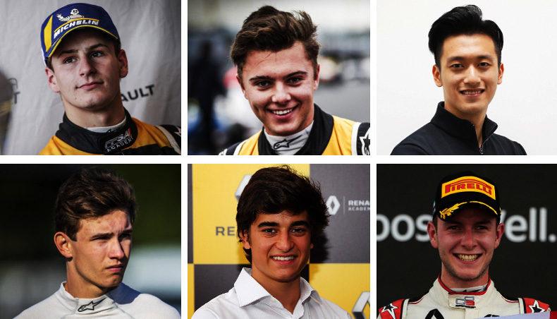 Renault Sport Academy : les futurs grands de la F1?