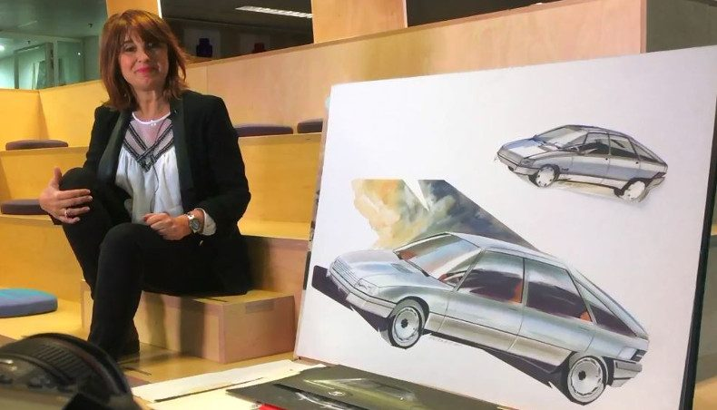 Immersion in the Renault Design archives
