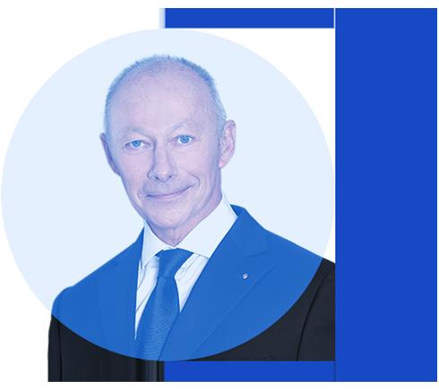 Thierry Bolloré, Directeur Général du Groupe Renault