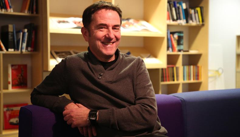 Portrait - Jean-Philippe Texier, chef de projet design gammes C, D et E.