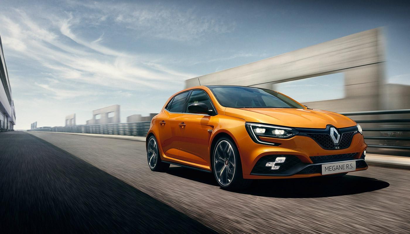 Renault Megane RS, an inspiring brand