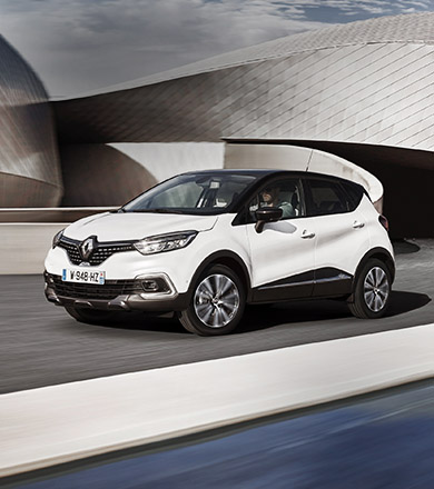 Renault Captur sales in 2018