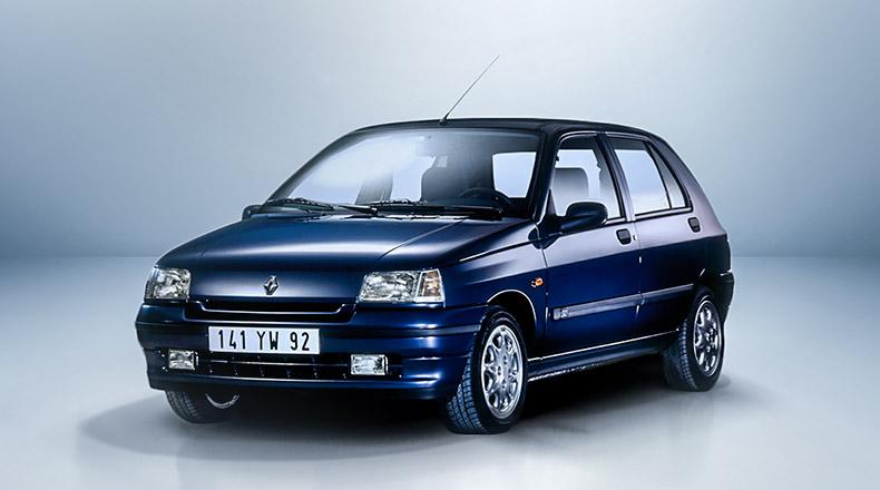 Ventes de Renault Clio en 1991