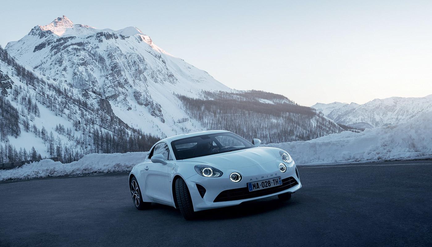 Renault Alpine, une marque inspirante