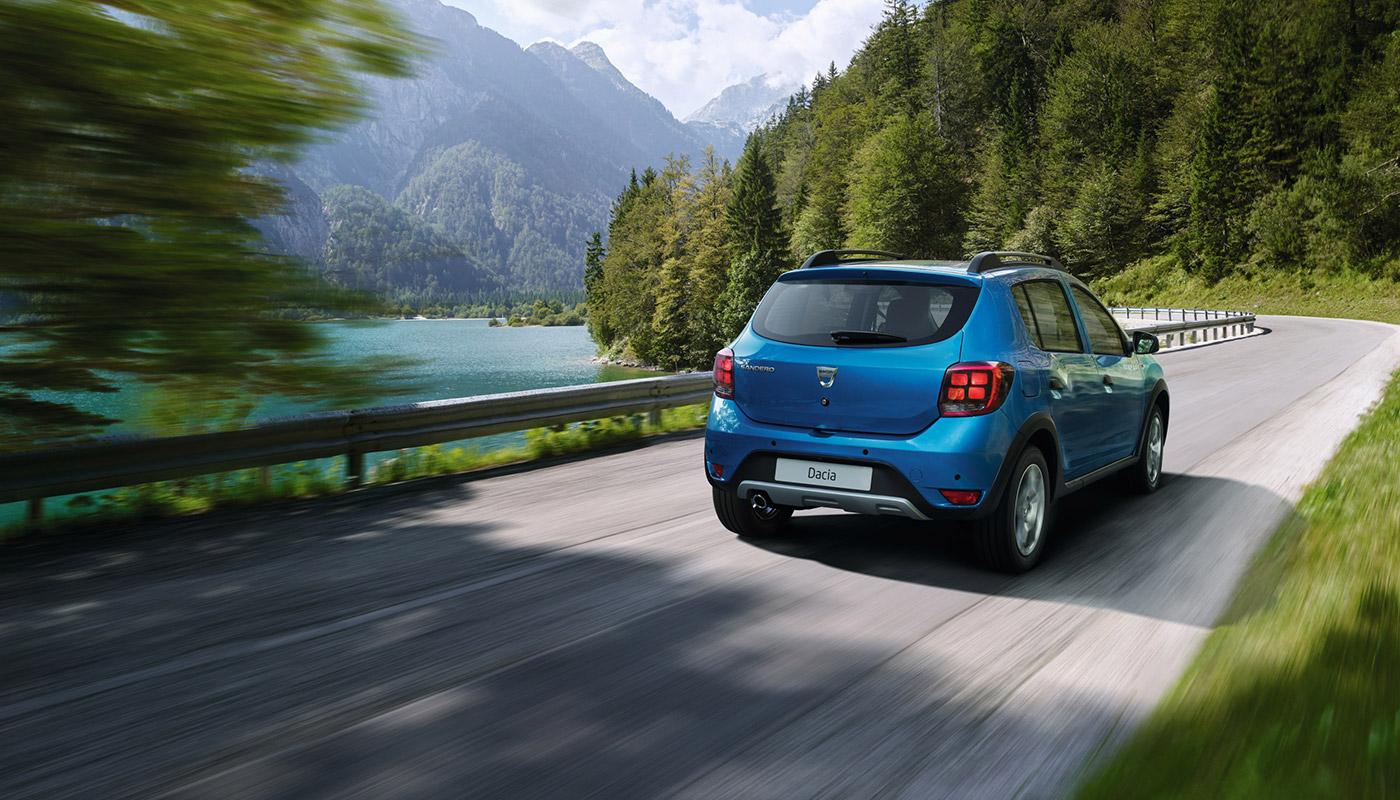 Renault Dacia, une marque inspirante