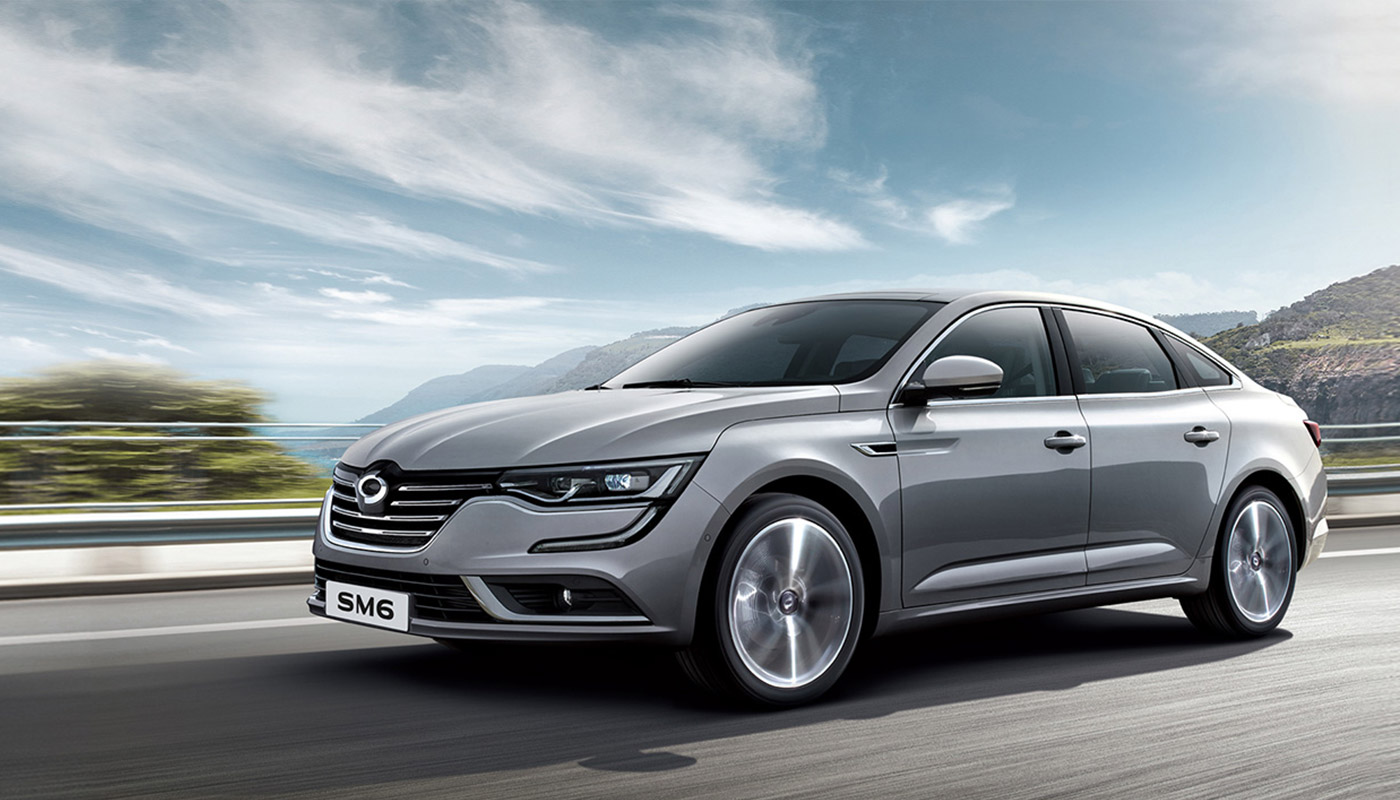 Renault Samsung Motors, une marque inspirante