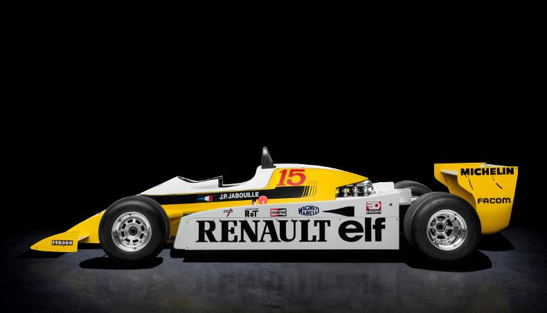 F1 - RS 10 - Studio