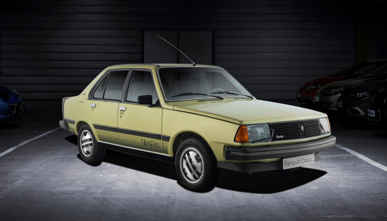 Renault 18 Turbo - Studio
