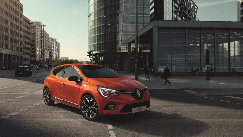 2019 Geneva International Motor Show: The All-new Renault Clio launches the Alliance's CMF-B platform
