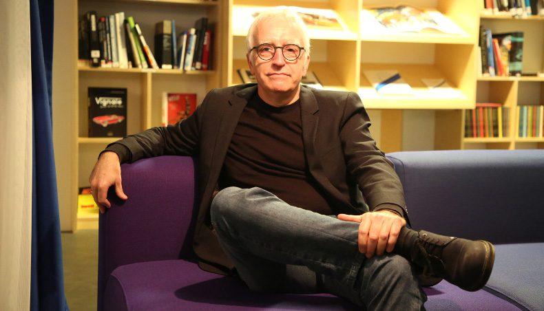 Portrait : Louis Morasse, directeur de gamme design véhicules utilitaires - Director of the Commercial Vehicle Design range