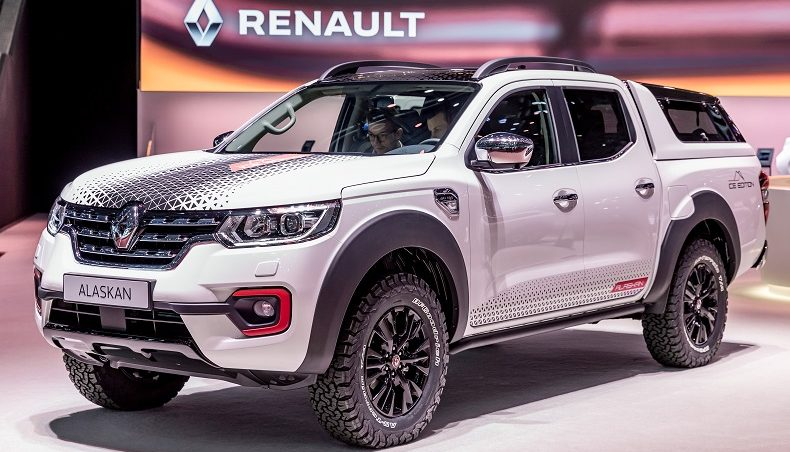 2019 Geneva international motor show: Renault unveils the Alaskan ICE edition