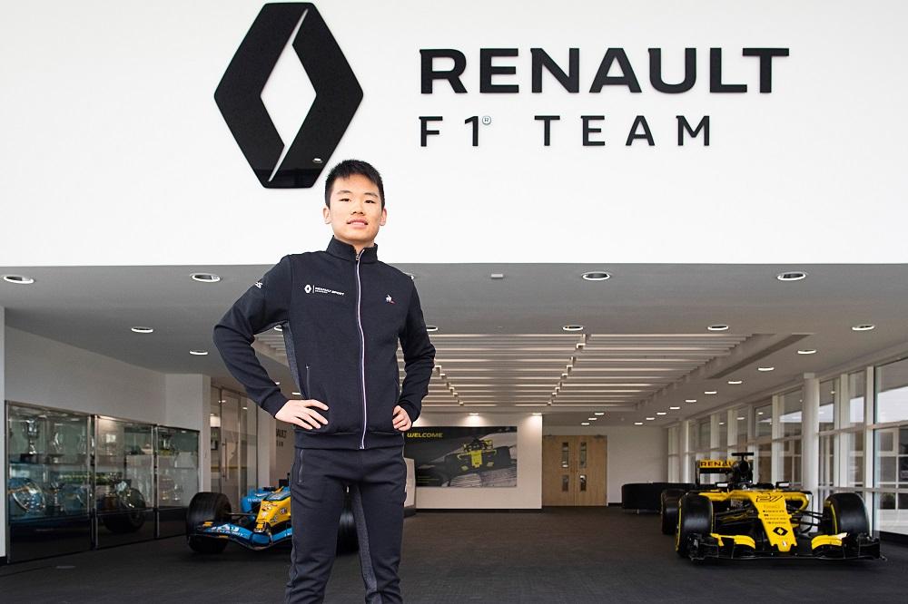 Ye-Yifei-Renault-Sport-Academy