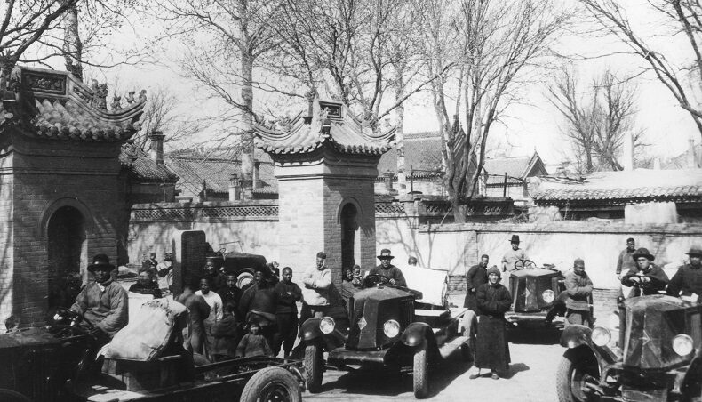 Renault, Nearly a century in China