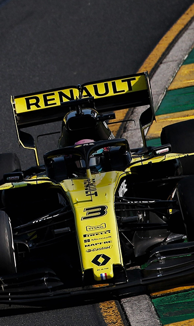 Renault rs 19 go