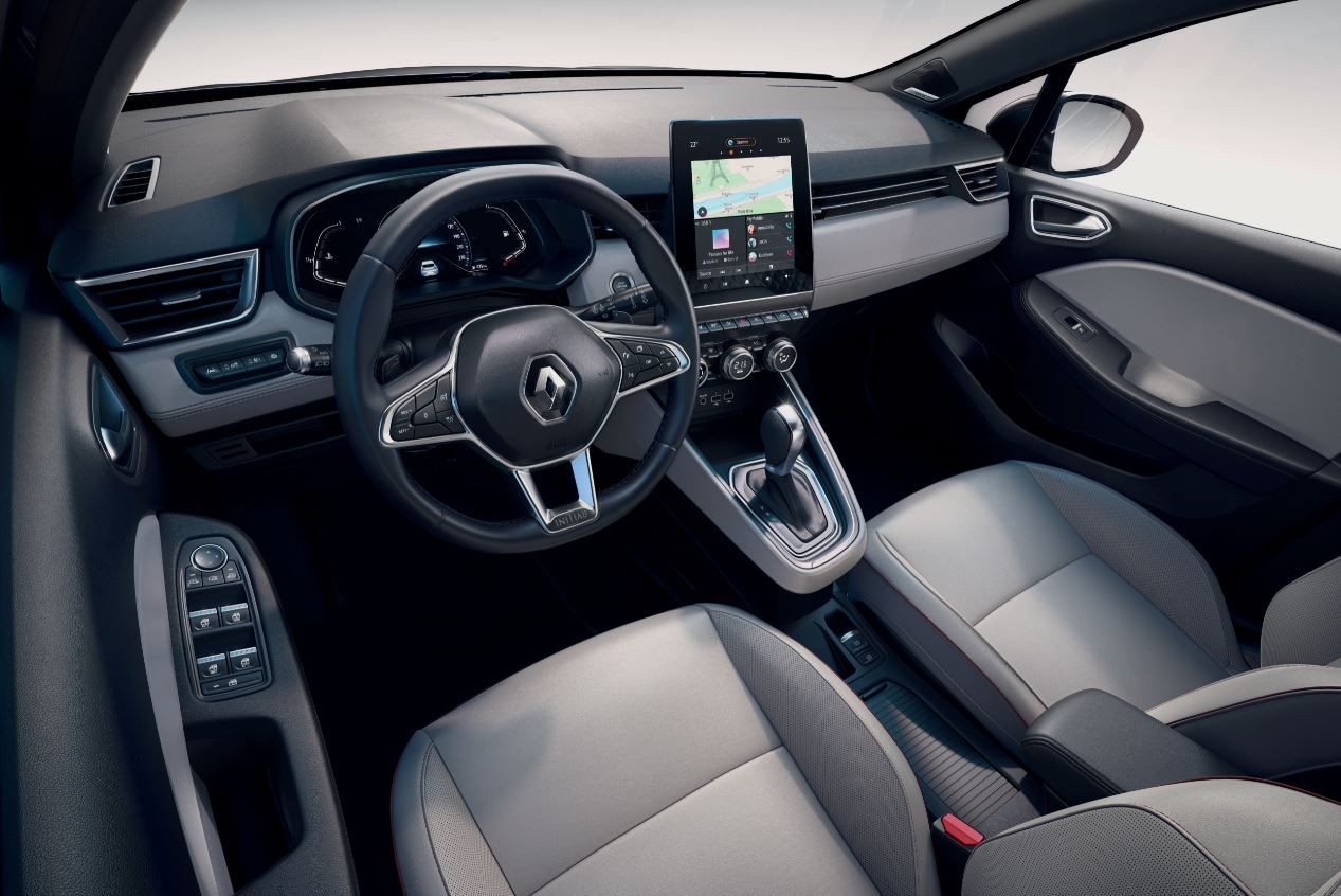 The New Renault Clio Comes With Advanced Adas Groupe Renault