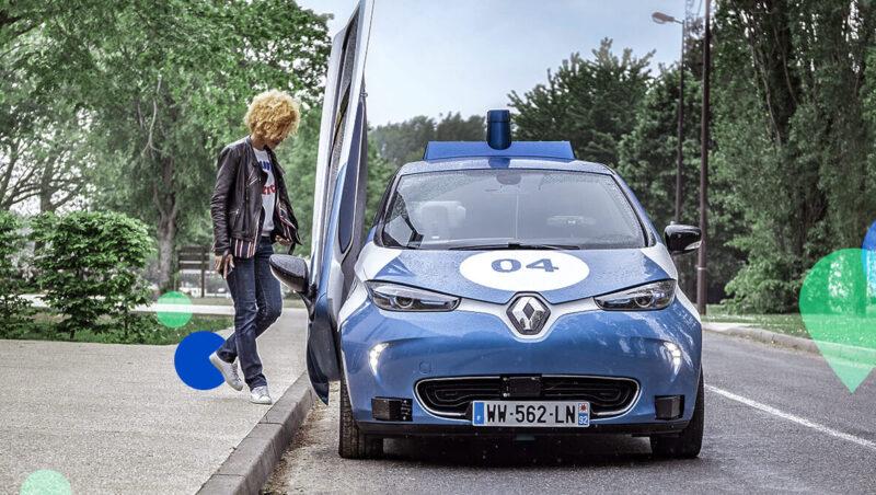 La mobilité autonome en partage : de la fiction à la réalité